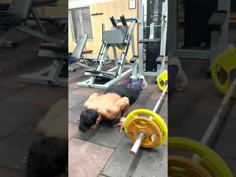 CrossFit workout (bar over burpee) BEST WORKOUT FOR FAT LOSS  15burpeeX10sets