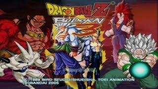 Dragon Ball AF Budokai 3 Especial Colección [HD]
