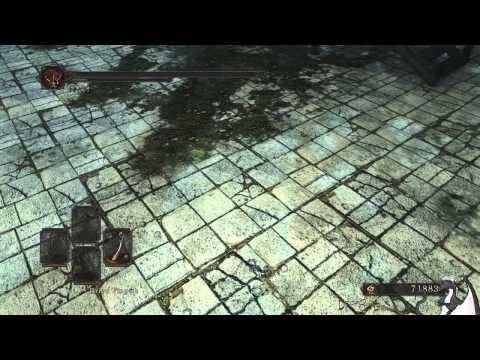 Dark Souls 2 - PvP - Manikin Sabre