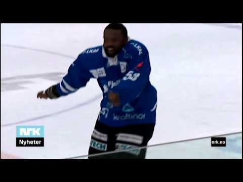 Bird dance: Player's moves are sick in Narvik