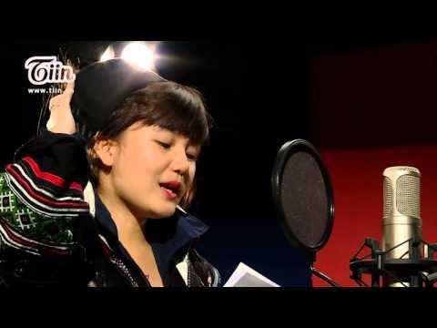 Nữ sinh dân tộc H'Mong xinh đẹp, hát cực hay
