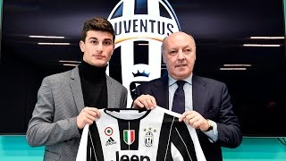 Orsolini joins Juventus