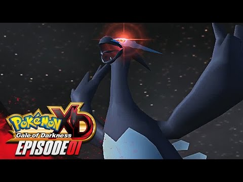 Pokémon XD Gale of Darkness Let's Play w/ TheKingNappy - Ep 1