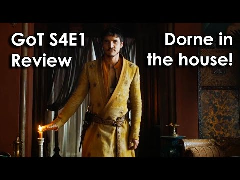 Ozzy Man Reviews: Game of Thrones - Season 4 Episode 1