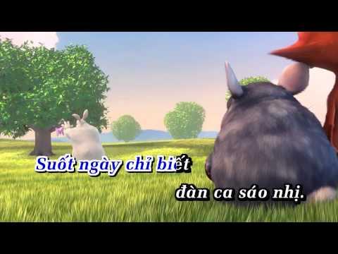 CON NHÀ NGHÈO Karaoke by VinaKTV