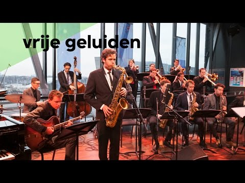 Dutch Concert Big Band – Tangerine (Live @Bimhuis Amsterdam)