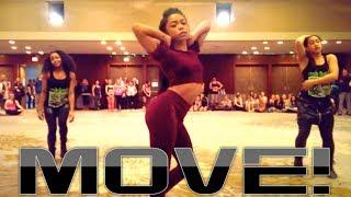 Move! at Pulse Toronto feat. KK Harris