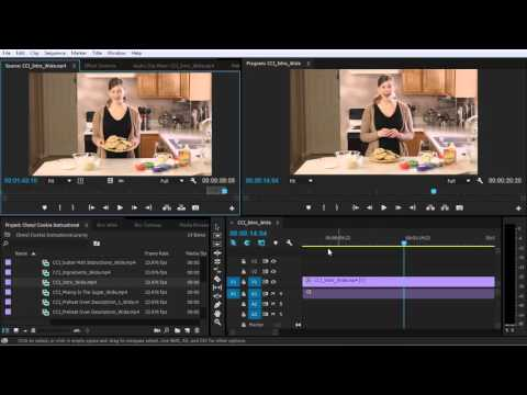 Adobe Premiere cc Editing in the Timeline, Part Two class 10