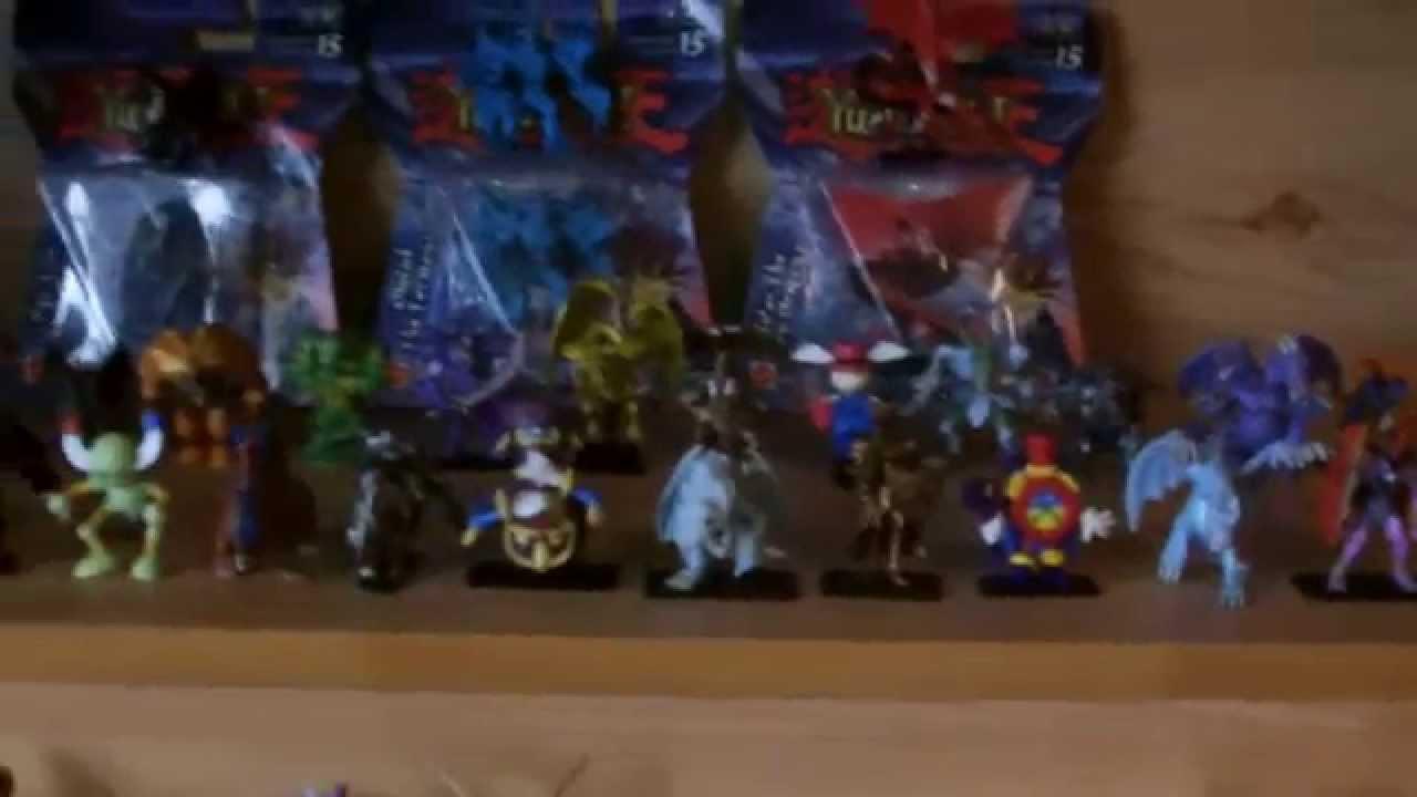 Vegeta Ssj 9 Yu-Gi-Oh! mini figure ...