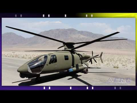 Aero-TV: X2 Advancement  Sikorsky Prepares to Speed Benchmark