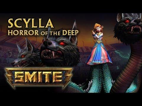 news: Smite - Scylla Reveal Trailer