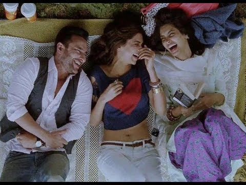 Tumhi Ho Bandhu cocktail song | Saif Ali Khan, Deepika Padukone, Diana Penty