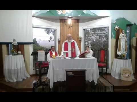 Santa Missa | 25.04.2020 | Sábado | Padre José Sometti | ANSPAZ