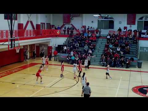 AuSable Valley - Moriah Girls C S-F 3-2-20