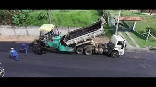 OBRAS - Recape de ruas no bairros - Serra Negra/SP