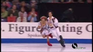 Cuplu de americani dansează pe muzică românească la Jocurile Olimpice