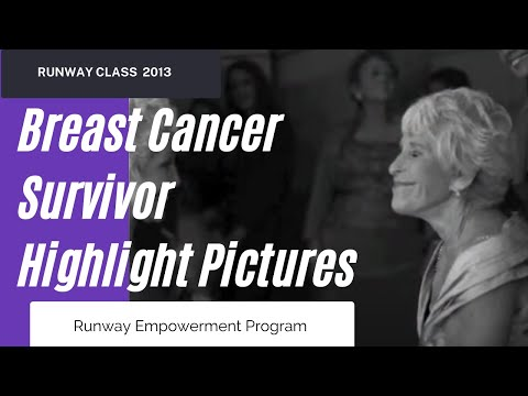 You Night Breast Cancer Survivor Highlight Pictures