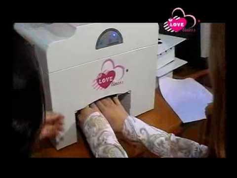 Impresora para u as youtube - Unas modelos para pintar ...