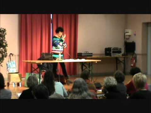 Conférence France Guillain au Pays Basque 19/2/12 partie 2