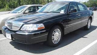2009 Lincoln Town Car Signature Limited Start Up, Engine, and In Depth Tour videos