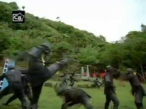 Vietsub | Siêu nhân Cuồng Phong (Power Rangers Ninja Storms) - Tập 01