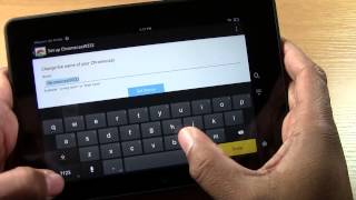 Chromecast How To Setup (Part 2) From Any Kindle Fire