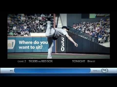2013 ALCS on FOX Promo: Game 2