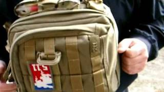 5.11 Tactical Series RUSH MOAB 6 Review By MilPic