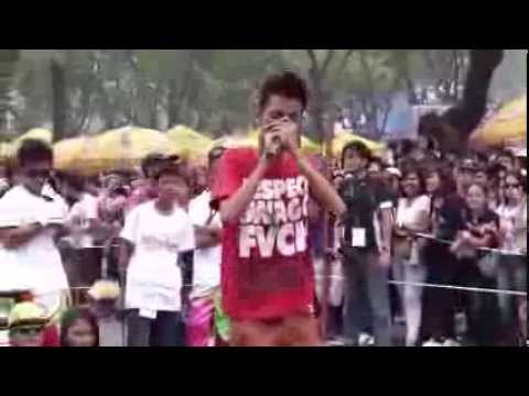 THE BEAT BOX GUYS, SINULOG FESTIVAL 2014. CEBU PHILIPPINES. TRAVEL....