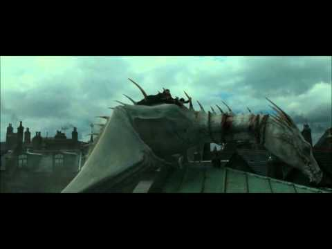 Dragon Flight - Harry Potter and the Deathly Hallows: Part 2 (HD)
