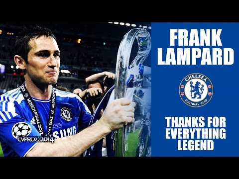 Frank Lampard - Thanks For Everything Legend