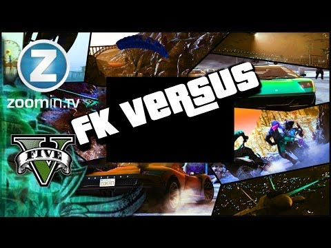 Sexy Deathmatch Montage GTA Online (GTAV) FKUK Crew Cam LIVE FK VERSUS