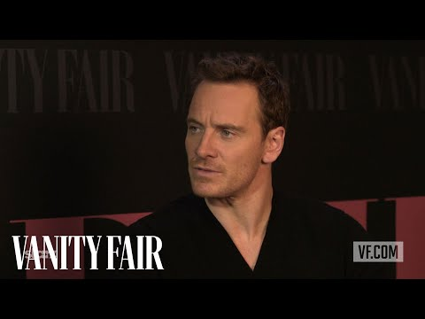 "Michael Fassbender on ""12 Years a Slave"" at TIFF 2013 - Vanity Fair"