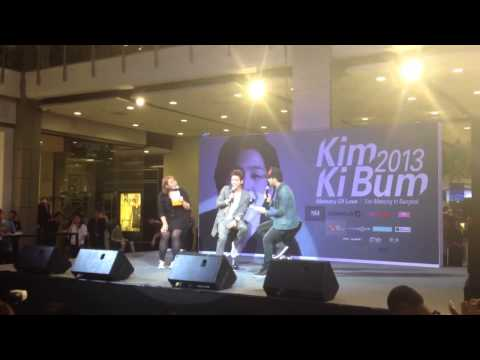 [FAMCAM] 290313 2013 KIM KIBUM MEMORY OF LOVE FAN Meeting i