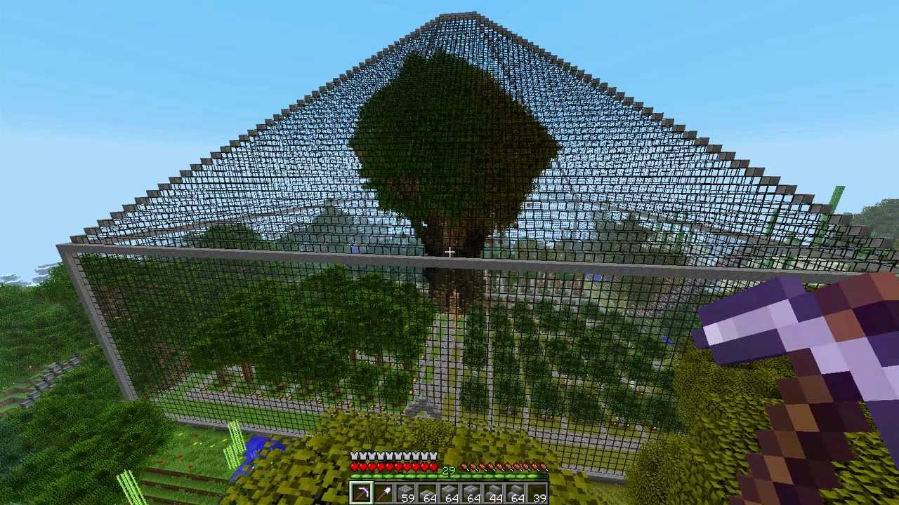 Awesome things to build in minecraft survival maps