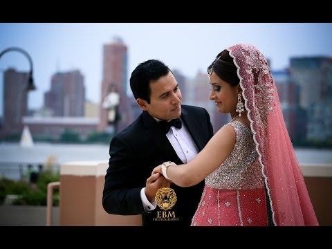 Hình ảnh trong video A Very Pakistani Traditional Wedding of Fahima