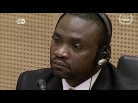 ICC gives Congo warlord Germain Katanga 12 year jail term