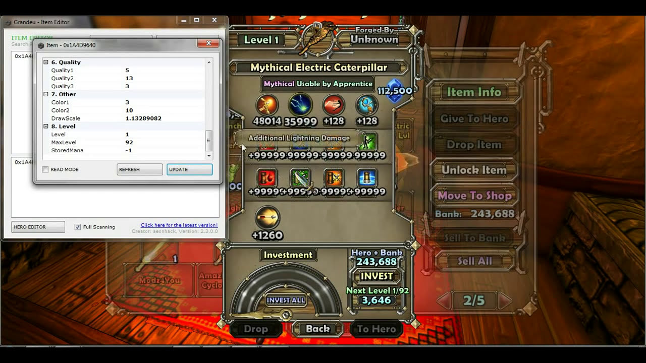 Dungeon defenders item editor free download