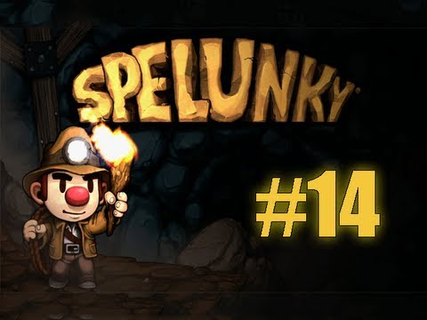 Northernlion Plays: Spelunky! [Episode 14]