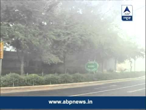 Fog disrupts flight operations at Delhi's IGI airport
