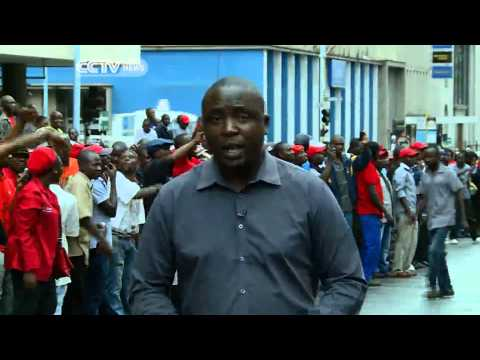 Zimbabwe Opposition MDC Suspends Party Leader