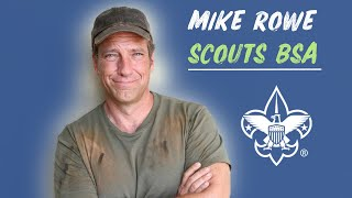 Mike Rowe Speaks At Boy Scouts Of America National Annual