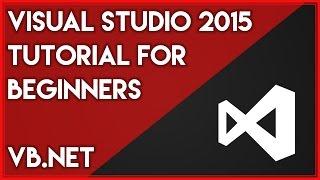Visual Studio 2013 Tutorial For Beginners Ep1 Getting