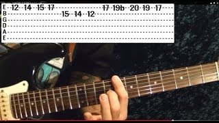 BLACK SABBATH N.I.B. How To Play Free Online Guitar