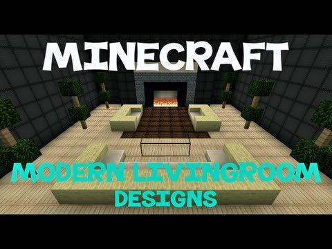 Minecraft Interior Design Playlist