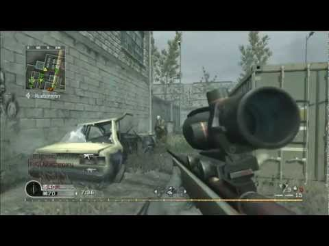 COD4 LIVE STREAM