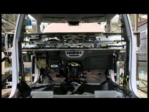 Kia Soul EV - factory build
