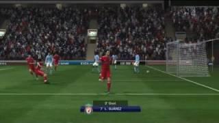 FIFA 11 - Liverpool - Manchester City [HD]