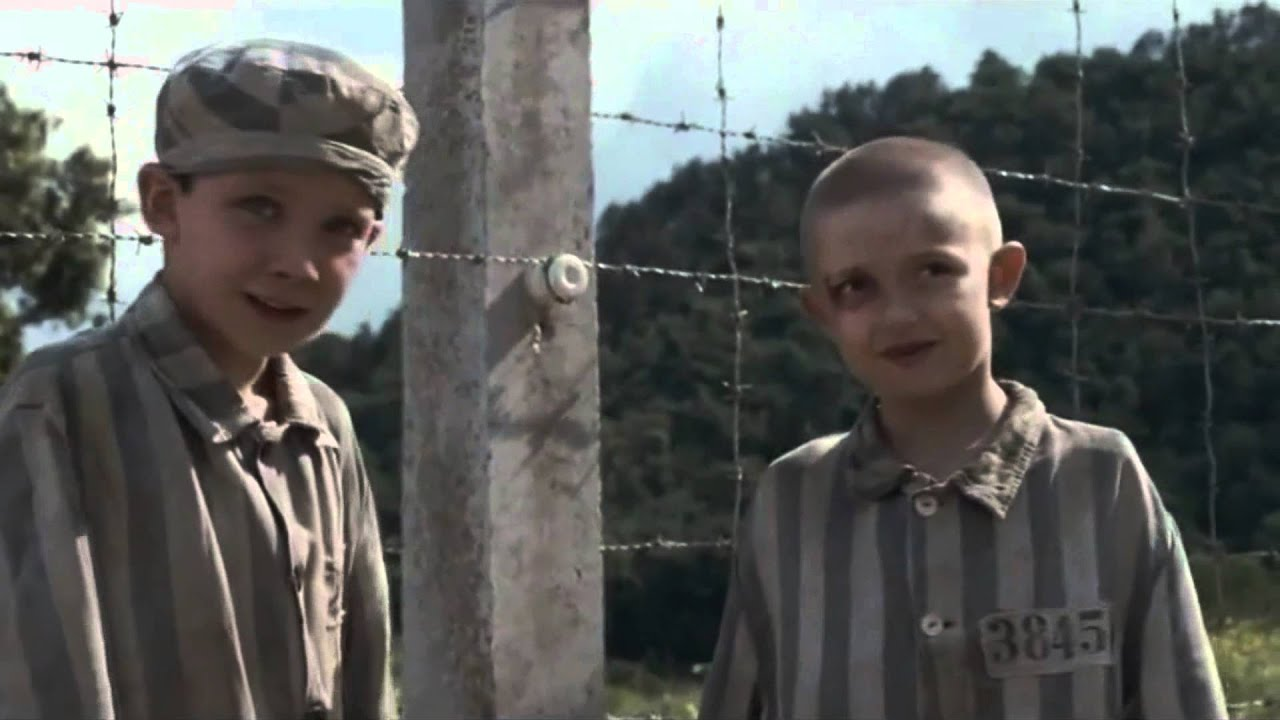 the boy in the striped pyjamas and 7 the boy in the striped pyjamas chapter 11 1 how did bruno's mother react when his father said the fury was coming to dinner 2 how do the children dress for.