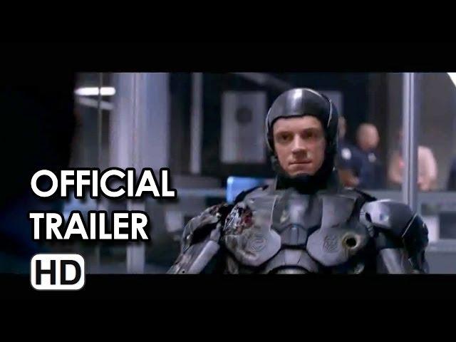 RoboCop Official Trailer #2 (2014) - Samuel L. Jackson, Gary Oldman HD